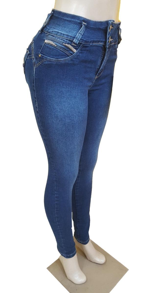 e0f507f411 calça jeans feminina sawary bojo removível. Carregando zoom... calça jeans  sawary. Carregando zoom.