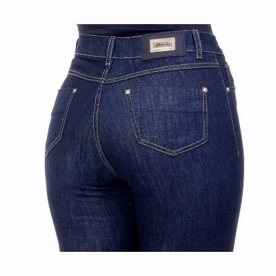 c2bc95d1a calça flare feminina jeans com elastano sawary hot pants · calça jeans  sawary