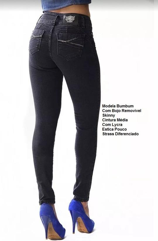 20682dd4d calça jeans sawary modela bumbum com bojo a pronta entrega. Carregando zoom.
