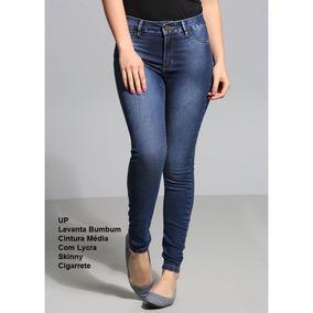 9704147f5c Calça Jeans Da Sawary Tamanho 46 - Calças Feminino no Mercado Livre ...