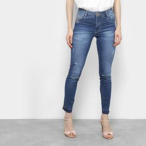 118cbe63a Calça Jeans Cintura Alta Biotipo Calcas Feminino - Calçados, Roupas ...