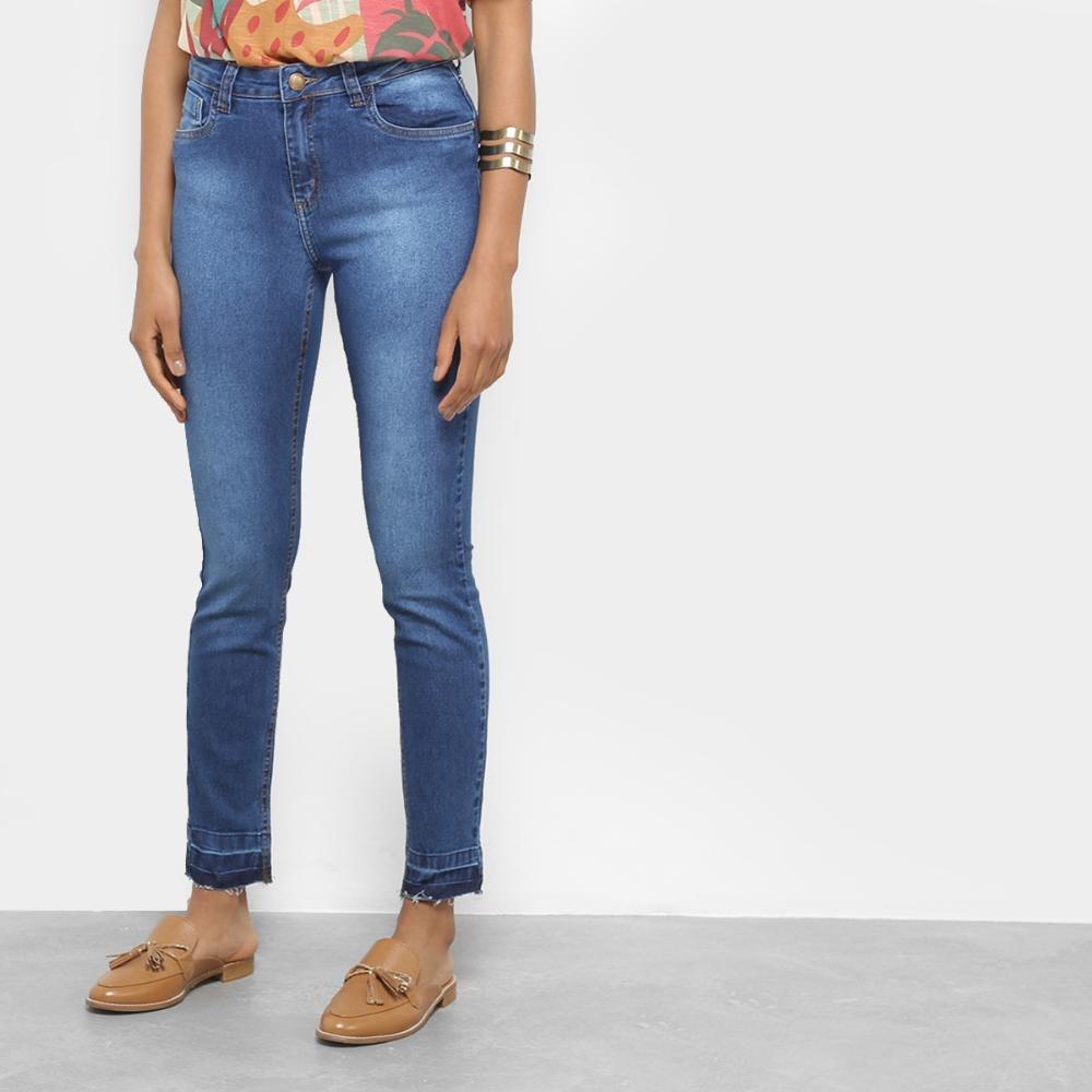 052977170 Calça Jeans Skinny Cantão Estonada Feminina - R$ 154,99 em Mercado Livre