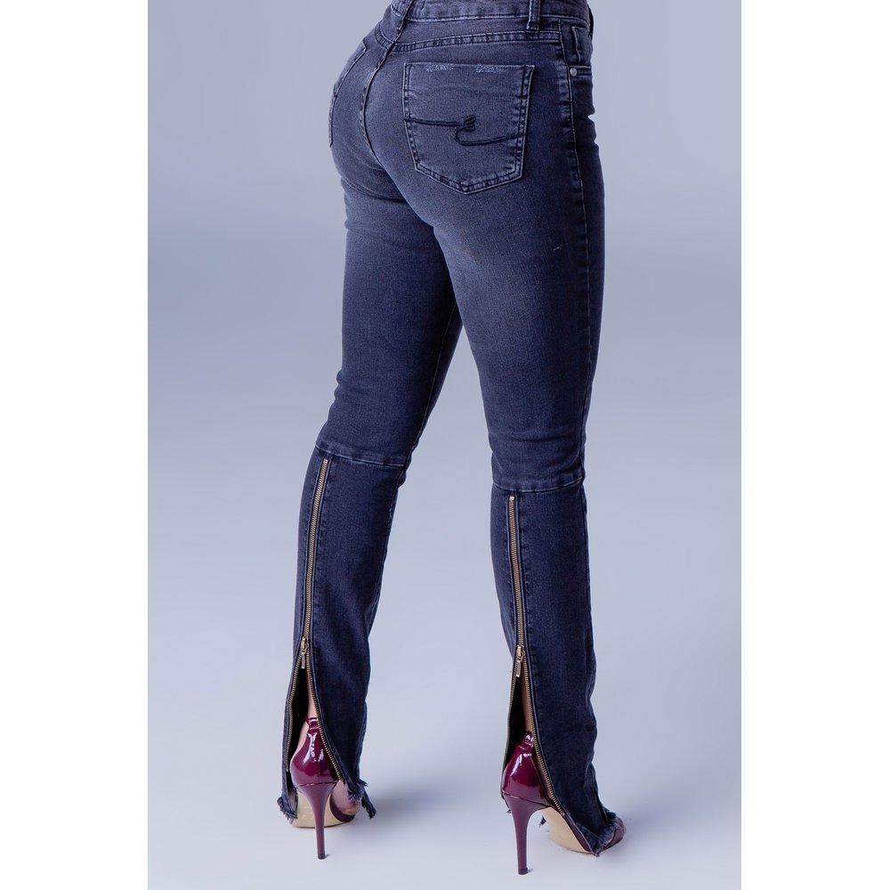 28bc10d28 calça jeans skinny cintura alta feminina equivoco nina. Carregando zoom.