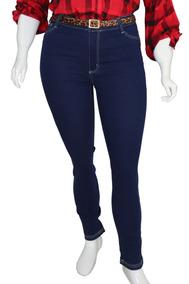 1d21b85fb5 Calça Jeans Skinny Cropped Plus Size Feminina Cambos 44 A 58