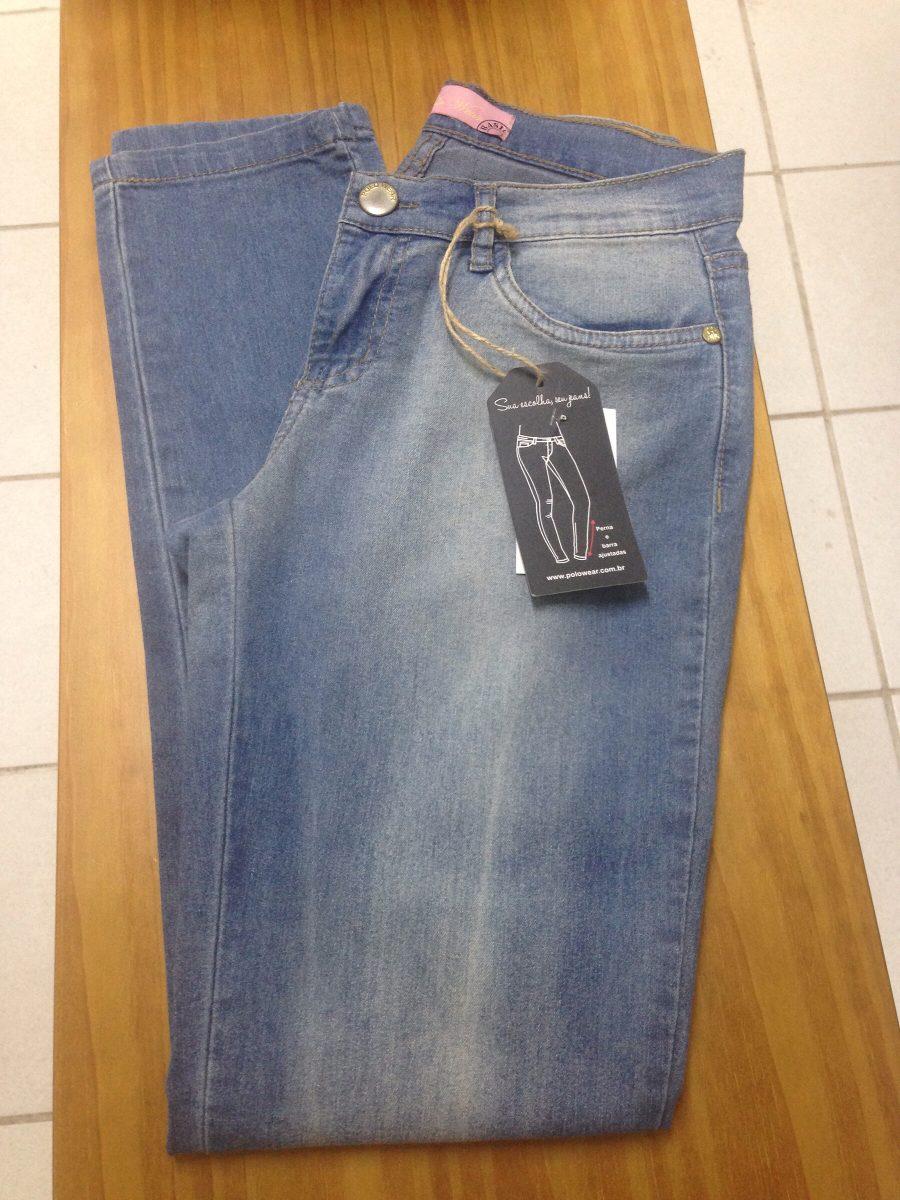 da489964a7 calça jeans skinny polo wear (38). Carregando zoom.