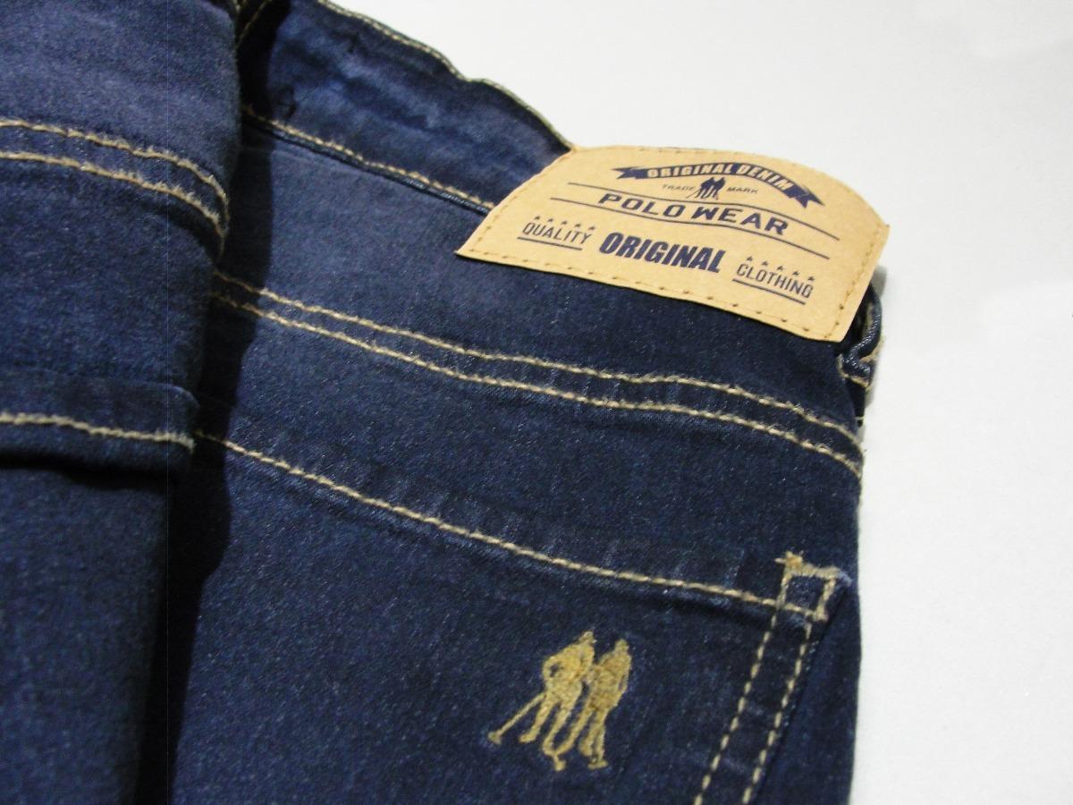 797e22f787 calça jeans skinny polo wear. Carregando zoom.