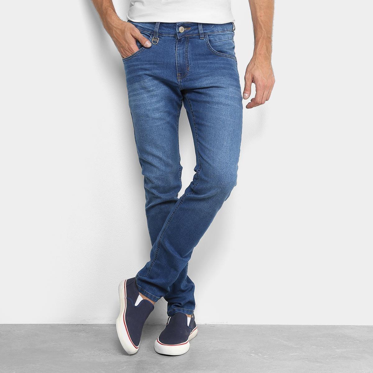 2ead6554b Calça Jeans Skinny Rock & Soda Masculina - R$ 99,99 em Mercado Livre