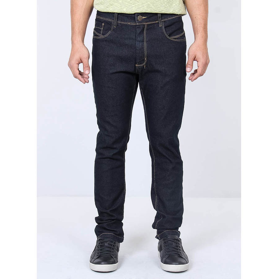 e09328ae2 Calça Jeans Slim Fit Masculina Via Quatro - R$ 49,99 em Mercado Livre
