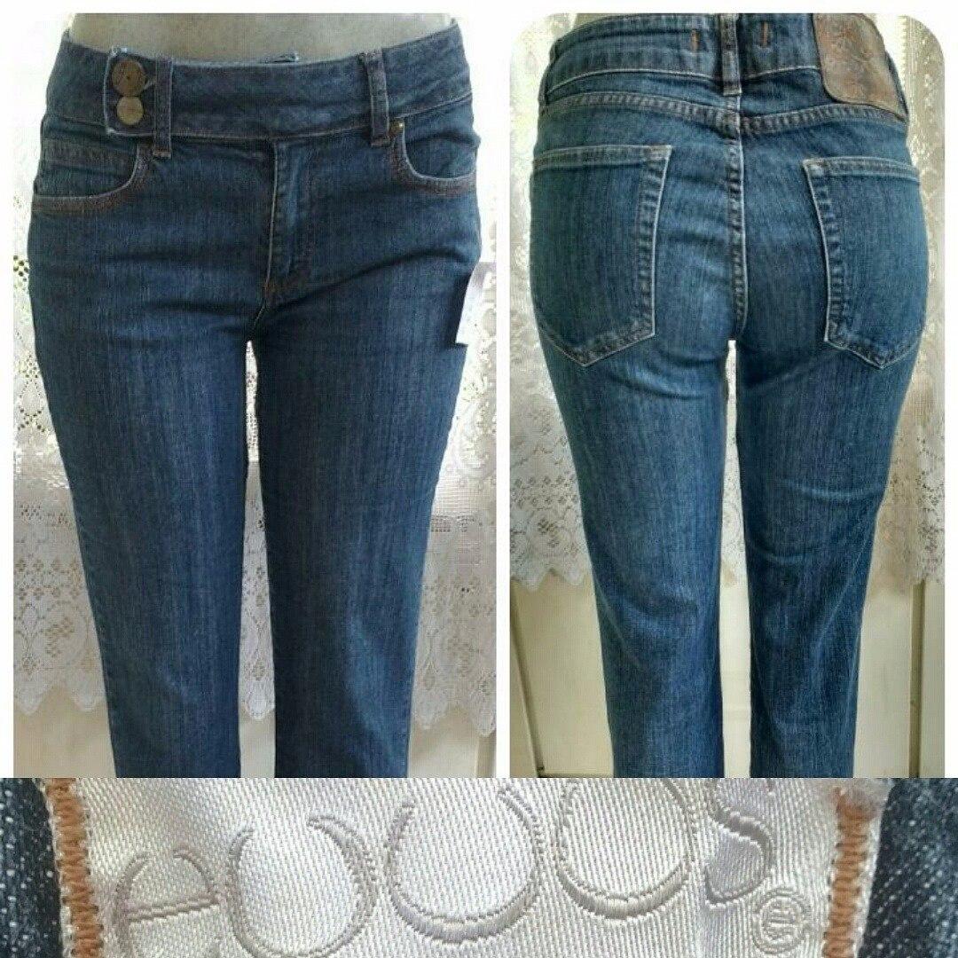ae096f6eb calça jeans stretch equus tam 42 m 43x95 slim jeggins. Carregando zoom.