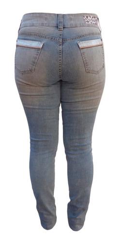calça jeans super skinny vintage manchada plus size 40 ao 52