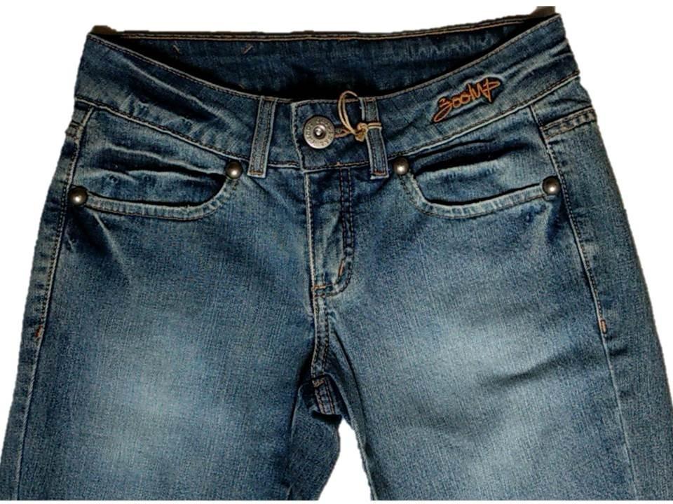 892a206f90 Calça Jeans Feminina New Rock Cerrê Zoomp Original - R  134