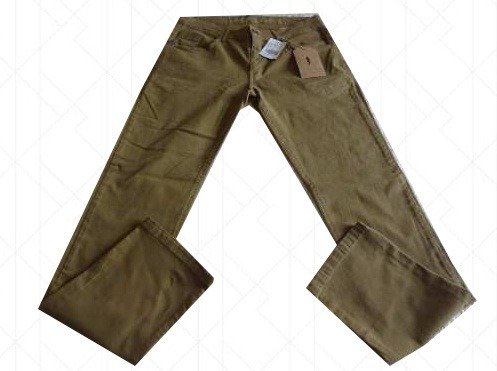 calça jeans zoomp original masculina ( cor whisky )