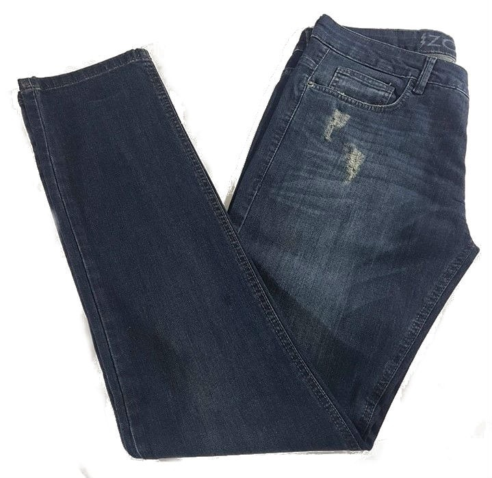a9e7de8c1 Calça Jeans Zoomp Slim Fit. Masc.-uni000573-universizeplus - R$ 175,90 em  Mercado Livre