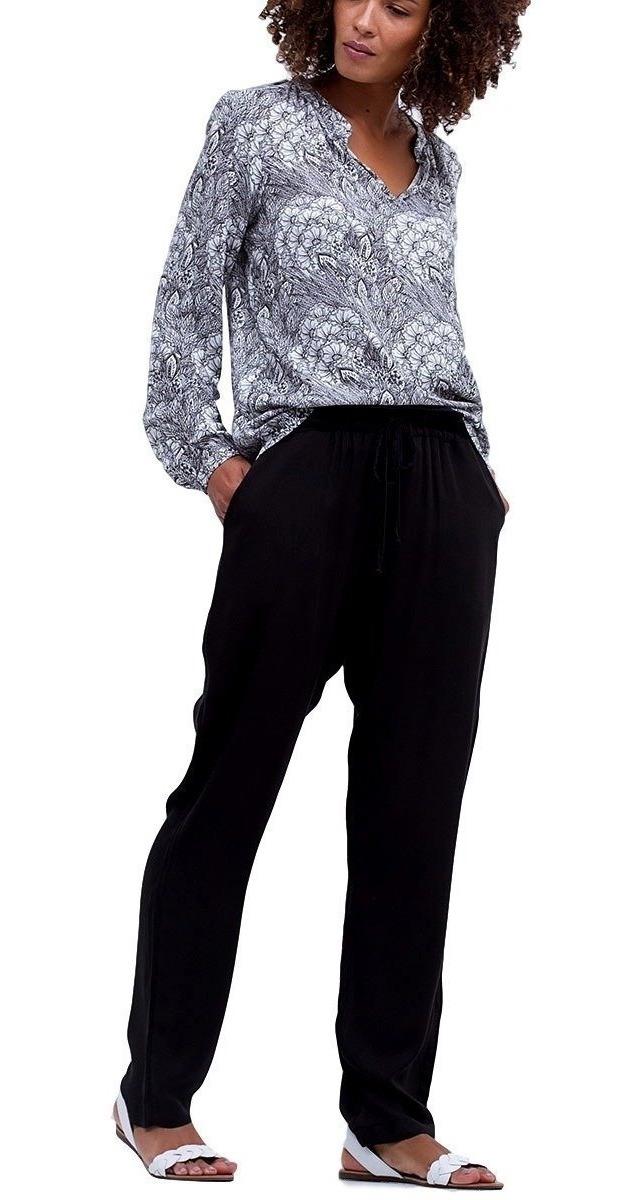 cb0ed64ecc457f Calça Jockey Feminina Tipo Pijama Exclusive Ref 102