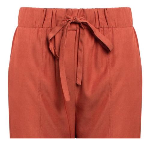 calça jogger alfaiataria com amarração seiki 750110