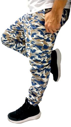 calça jogger camuflada masculina envio rápido! preço de fábr