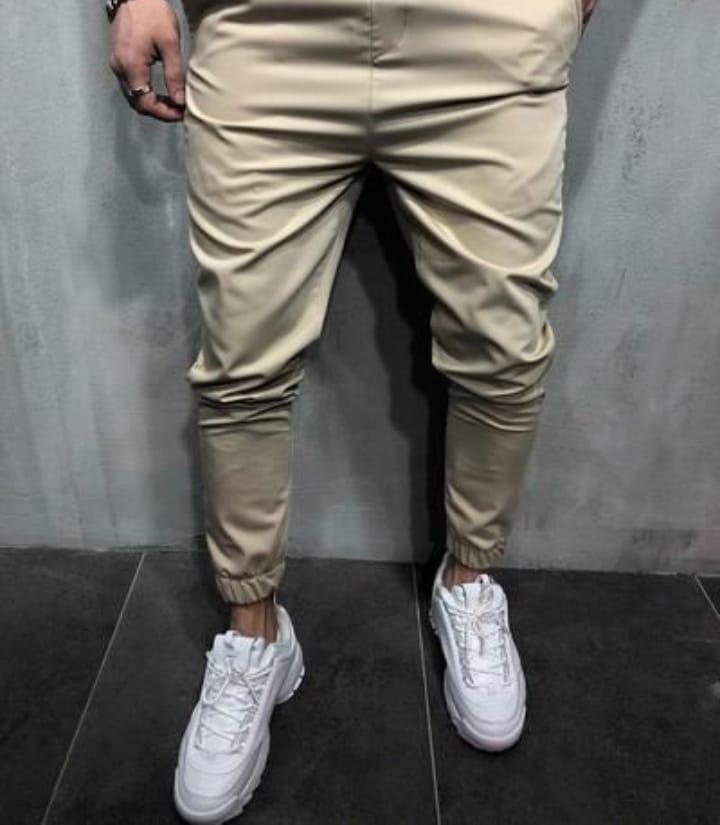 927b0b822 calça jogger masculina sarja skinny. Carregando zoom.