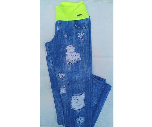 calça leg feminino promoção fitnes barato - roupas feminina