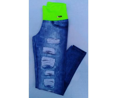 calça leggin roupas feminino leg