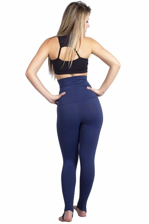 974d15fa8 calça legging academia cintura alta modeladora fitness+brind. Carregando  zoom.