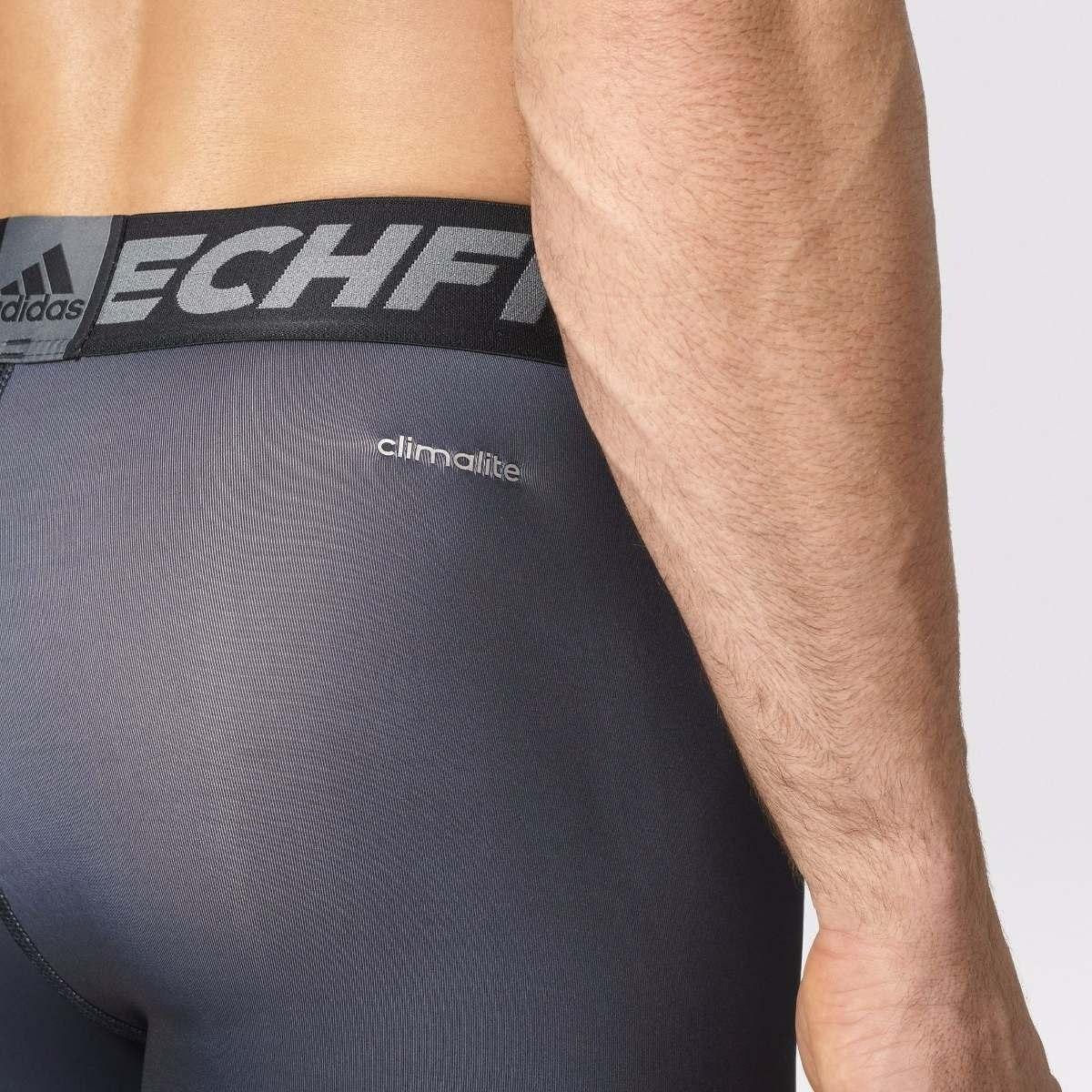calça legging adidas masculina compressão techfit base gfx. Carregando zoom. 862eea406b30e