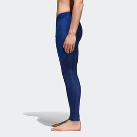 4f40e8cbf Adidas Alphaskin Legging Azul.vida - Calçados, Roupas e Bolsas no ...