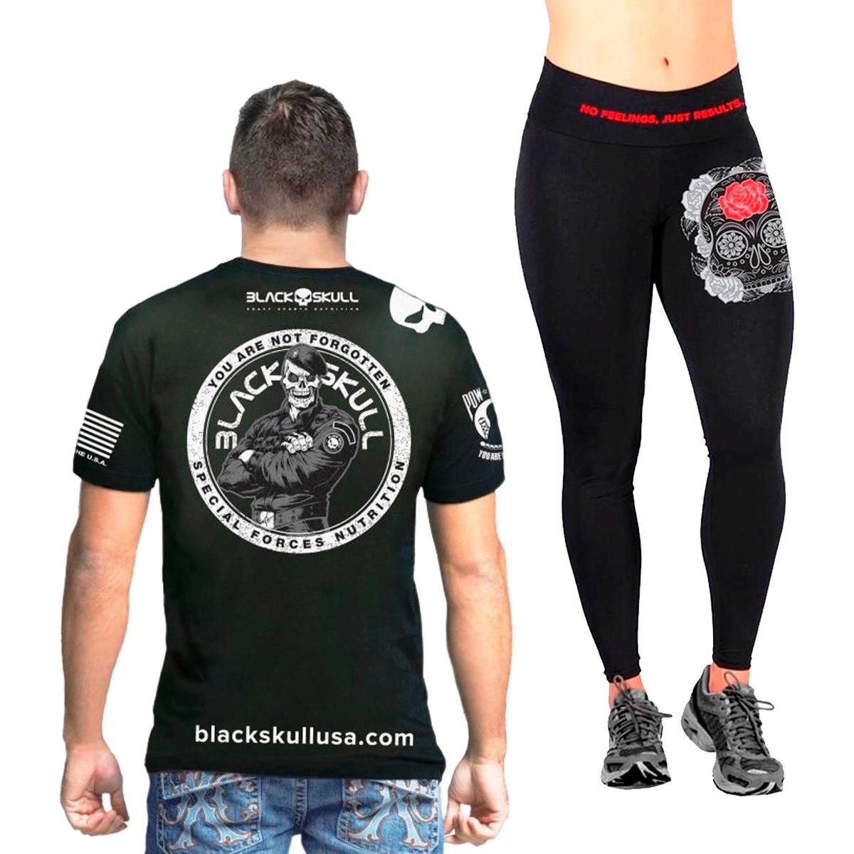 c0325d1a7 calça legging carol saraiva + camiseta do bope - black skull. Carregando  zoom.