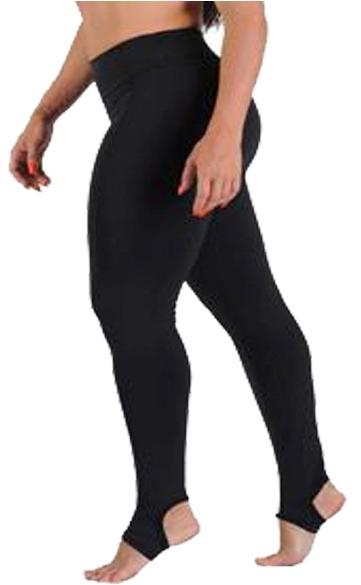 3512126dd Calça Legging Cintura Alta Pezinho Suplex Atacado Fitness - R  28