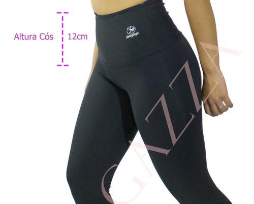 calça legging cintura alta - suplex