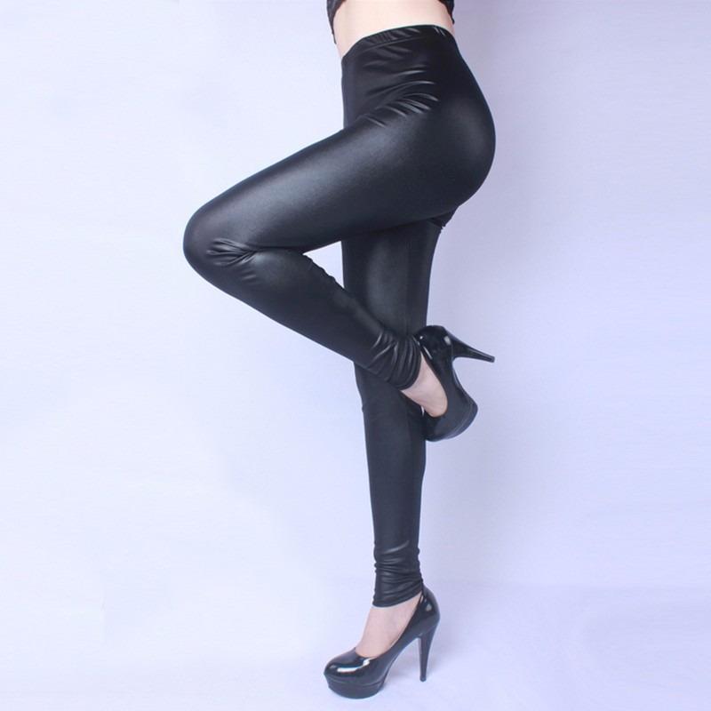 3d6948f5e calça legging cirre plus size couro fake promoção ! courage. Carregando  zoom.
