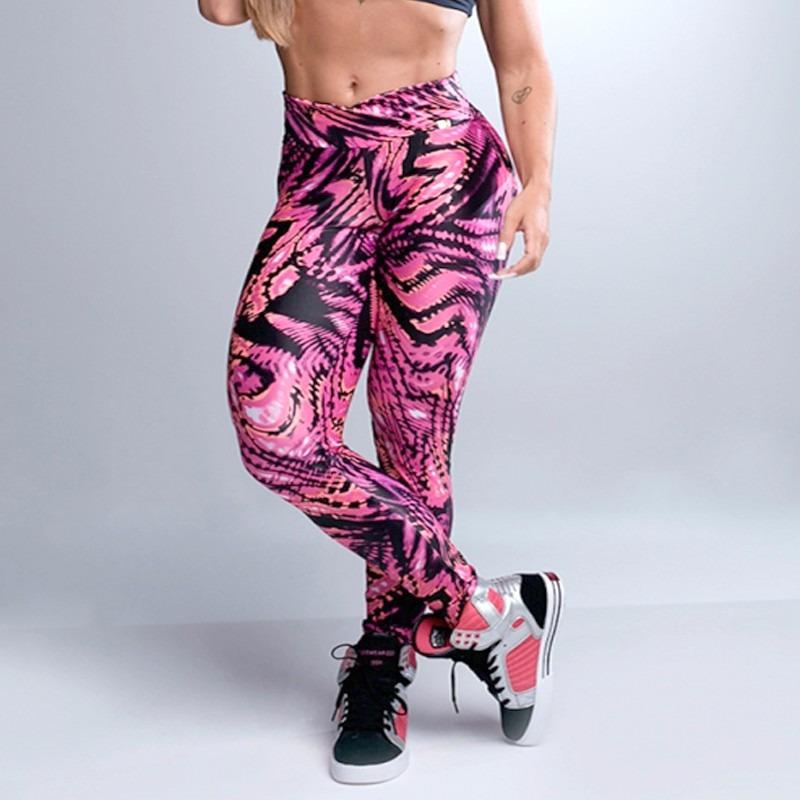 382048828 calça legging estampada suplex fitness academia ginástica. Carregando zoom.