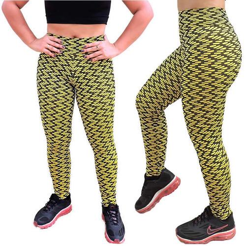 calça legging fitness roupas femininas p/ malhar academia