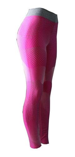 calça legging ginástica fitness corrida luta tanoshi pink