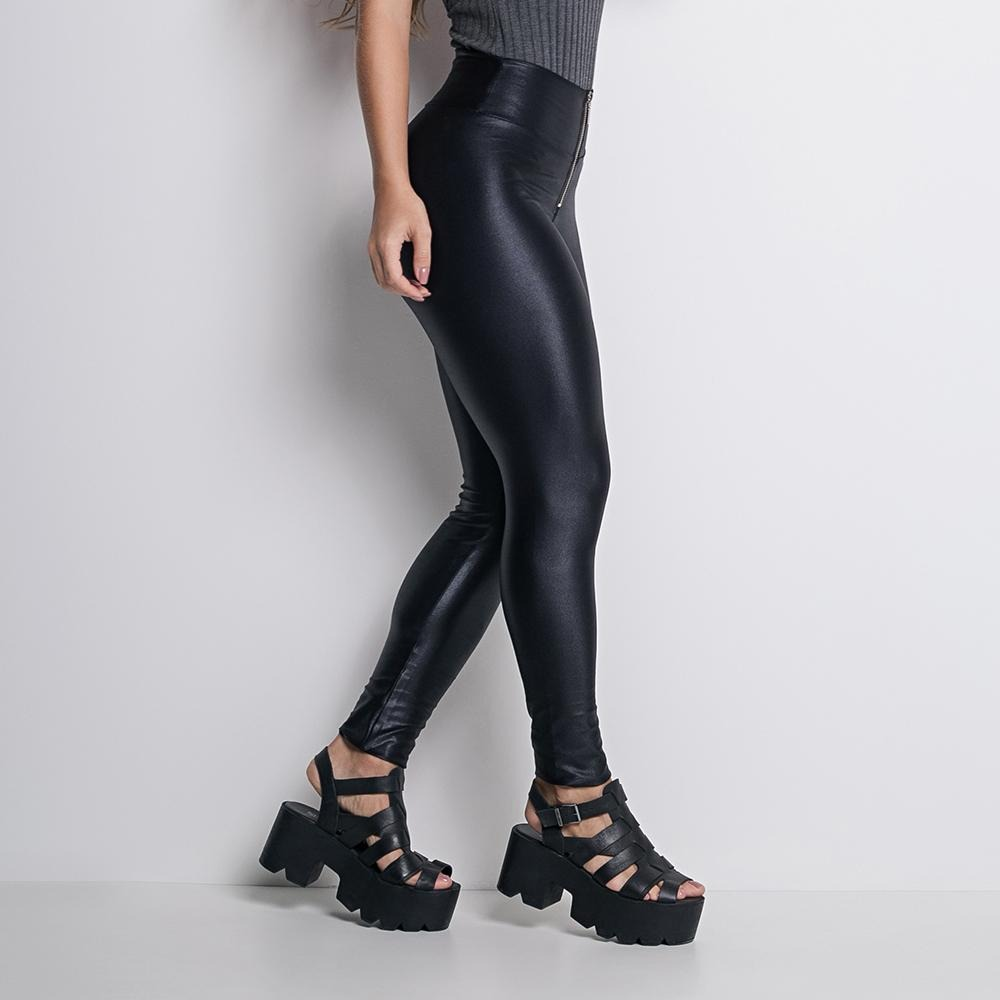 f0f6c5915 calça legging labellamafia ultra high pants black. Carregando zoom.