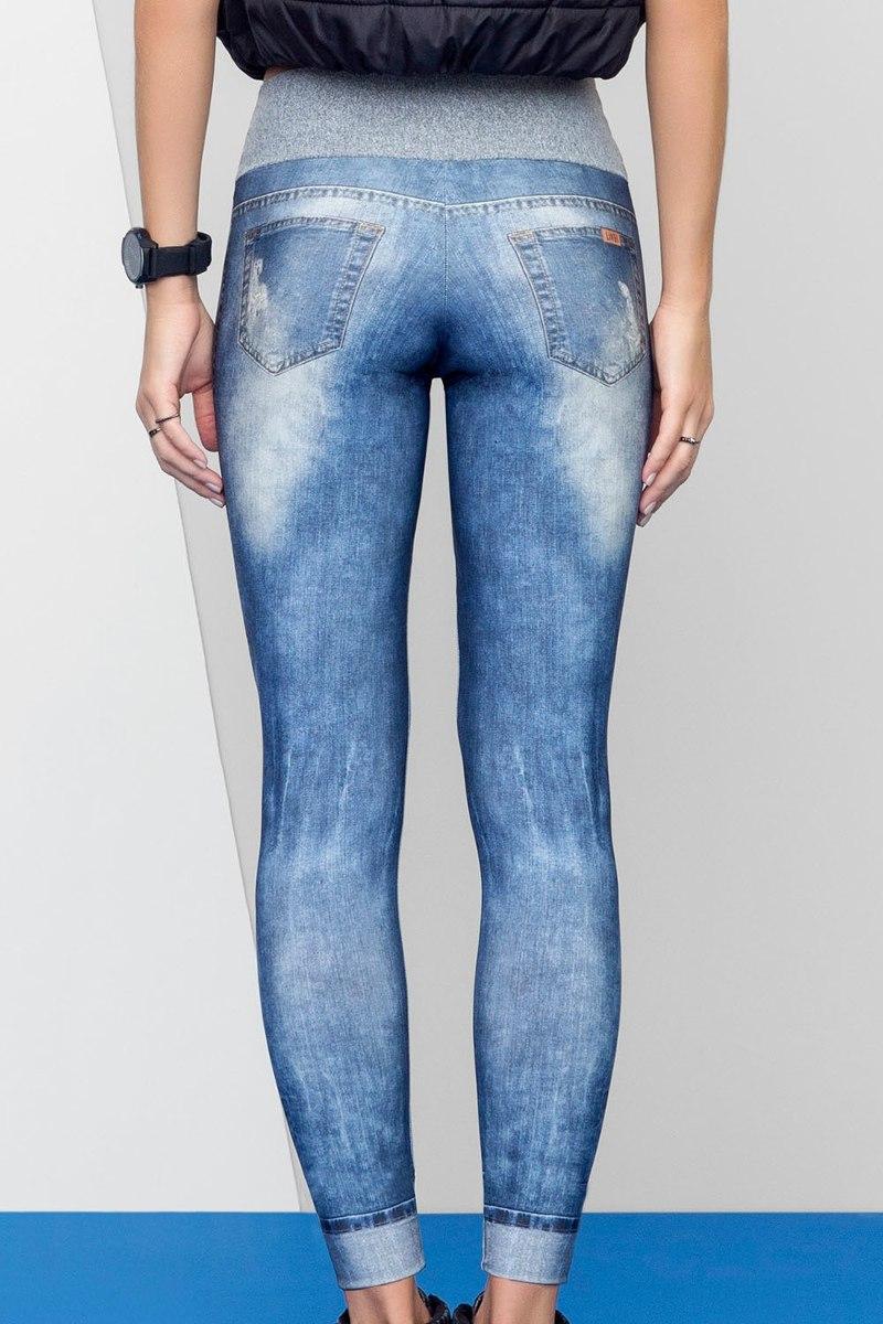 Calça Legging Jeans Live Lançamento Legging Jeans Fake - R  179 e7812e1f64f8b
