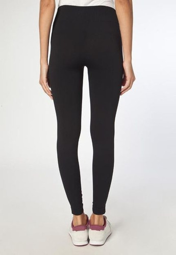 calça legging lupo total fit 71060 - preto - p