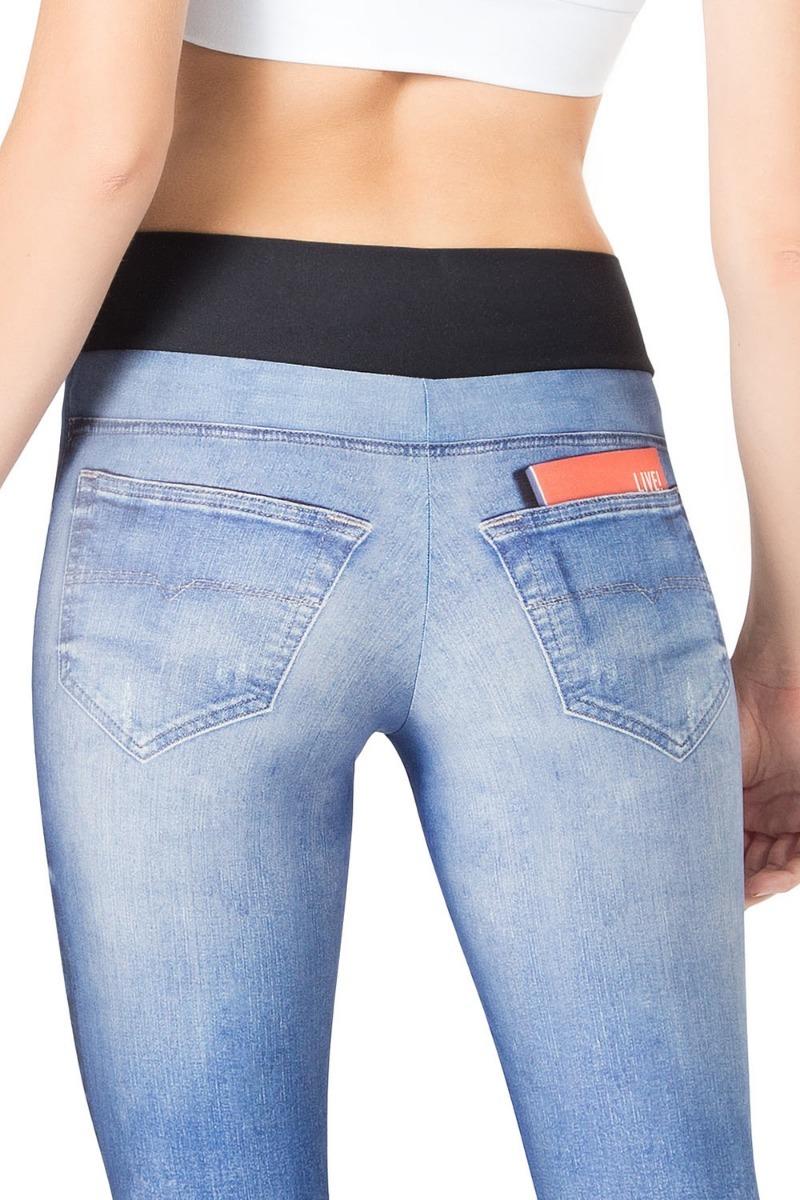 calça legging original live! jeans p1470 nf frete grátis. Carregando zoom. f5efbae82f716