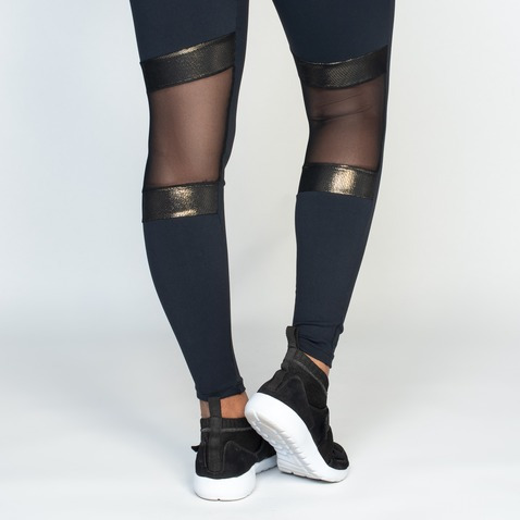 calça legging poliamida holográfico lg996