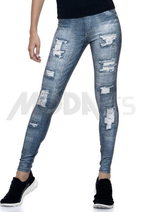0ff540f01 Calça Legging Rolamoça Fake Jeans - 06260-sb418 - Original - R  149 ...