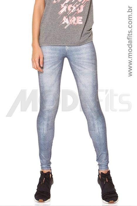 7052bd195 Calça Legging Rolamoça Fake Jeans - 06374-sb474 Original - R  179