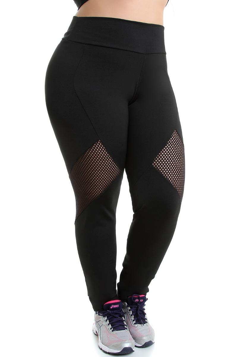 25e709888 calça legging suplex academia fitness plus size 8754. Carregando zoom.