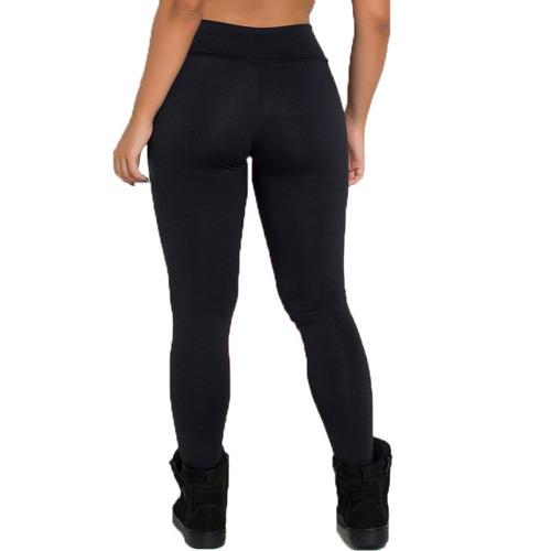calça legging suplex básico