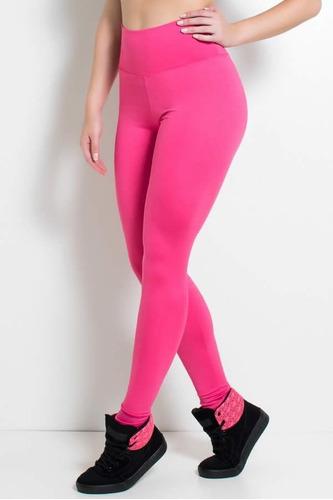 calça legging suplex cintura alta academia [ frete grátis ]