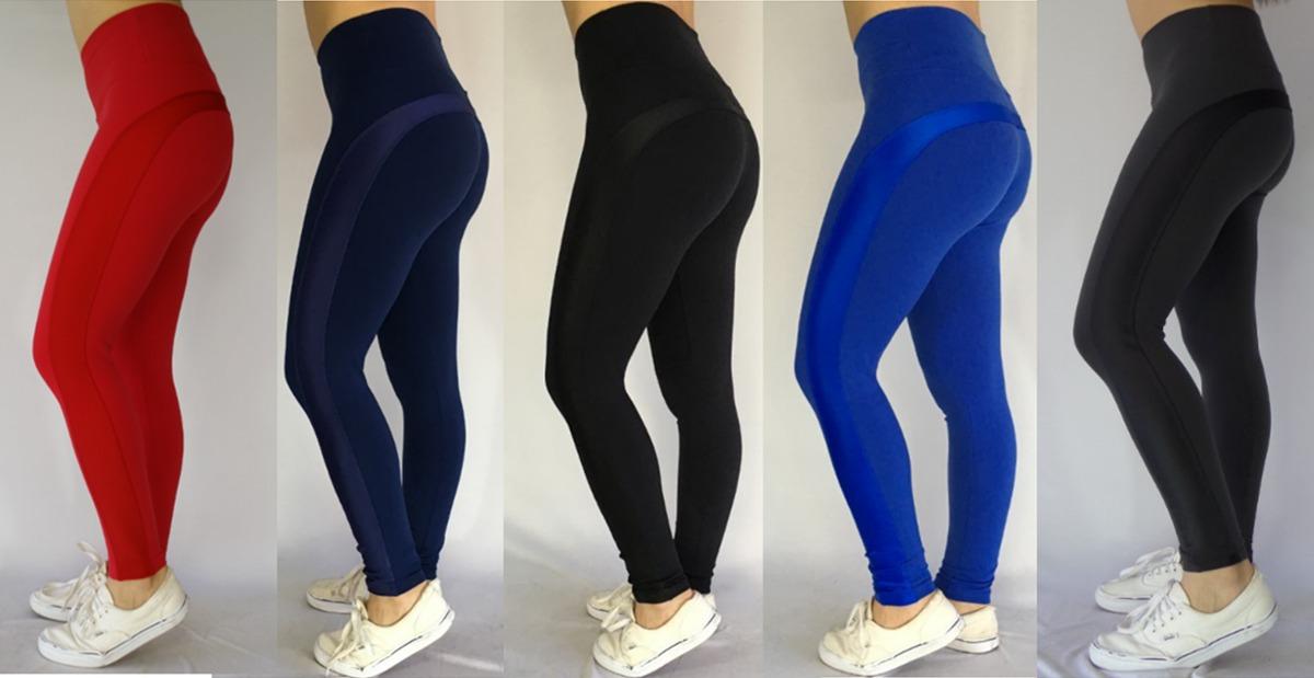 e0a208eb0 calça legging suplex power pettenati - fitness - cós alta. Carregando zoom.