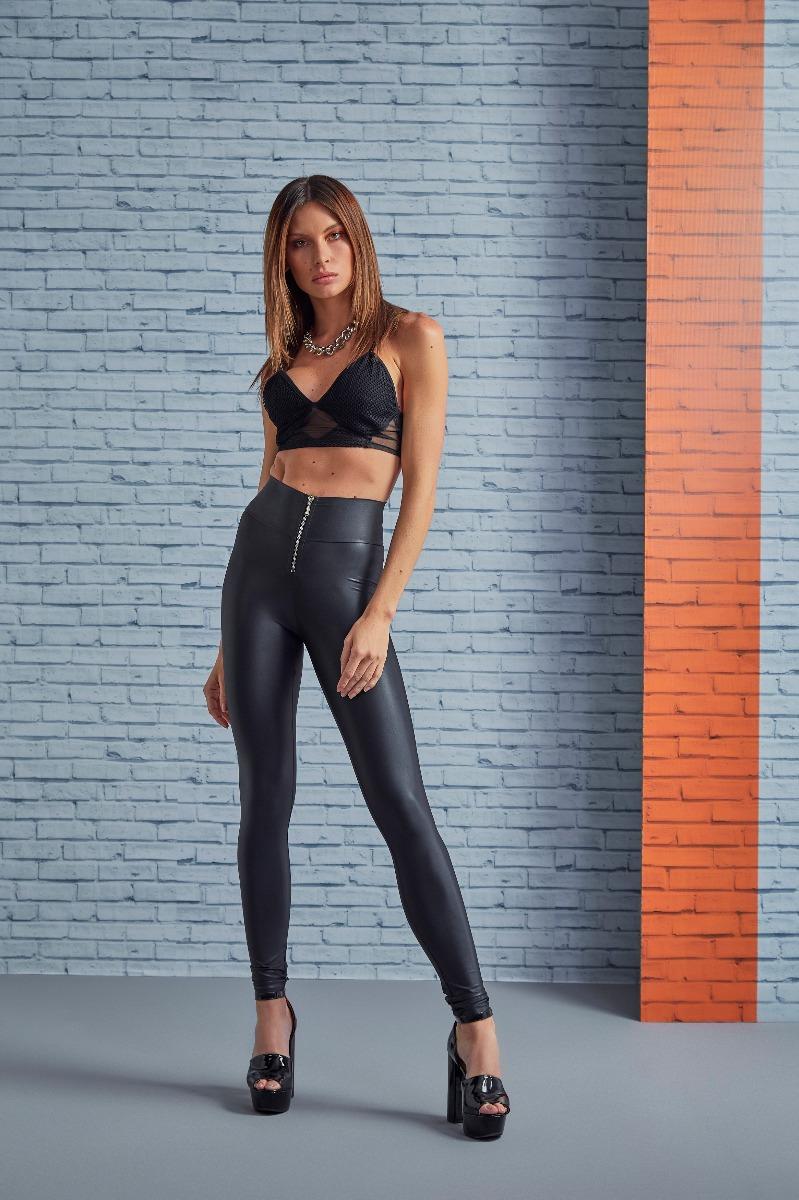 d8df435cd calça legging ultra high pants black labellamafia. Carregando zoom.