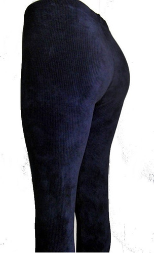 calça legging veludo cotelê com lycra