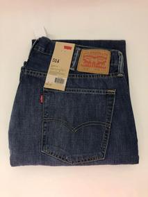 44e8f0b78 Calça Jeans Levis 514 Slim Straight - Calças Levi´s Calças Jeans Masculino  no Mercado Livre Brasil