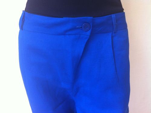 calça malagueta sarouel linho  - 6331- nova