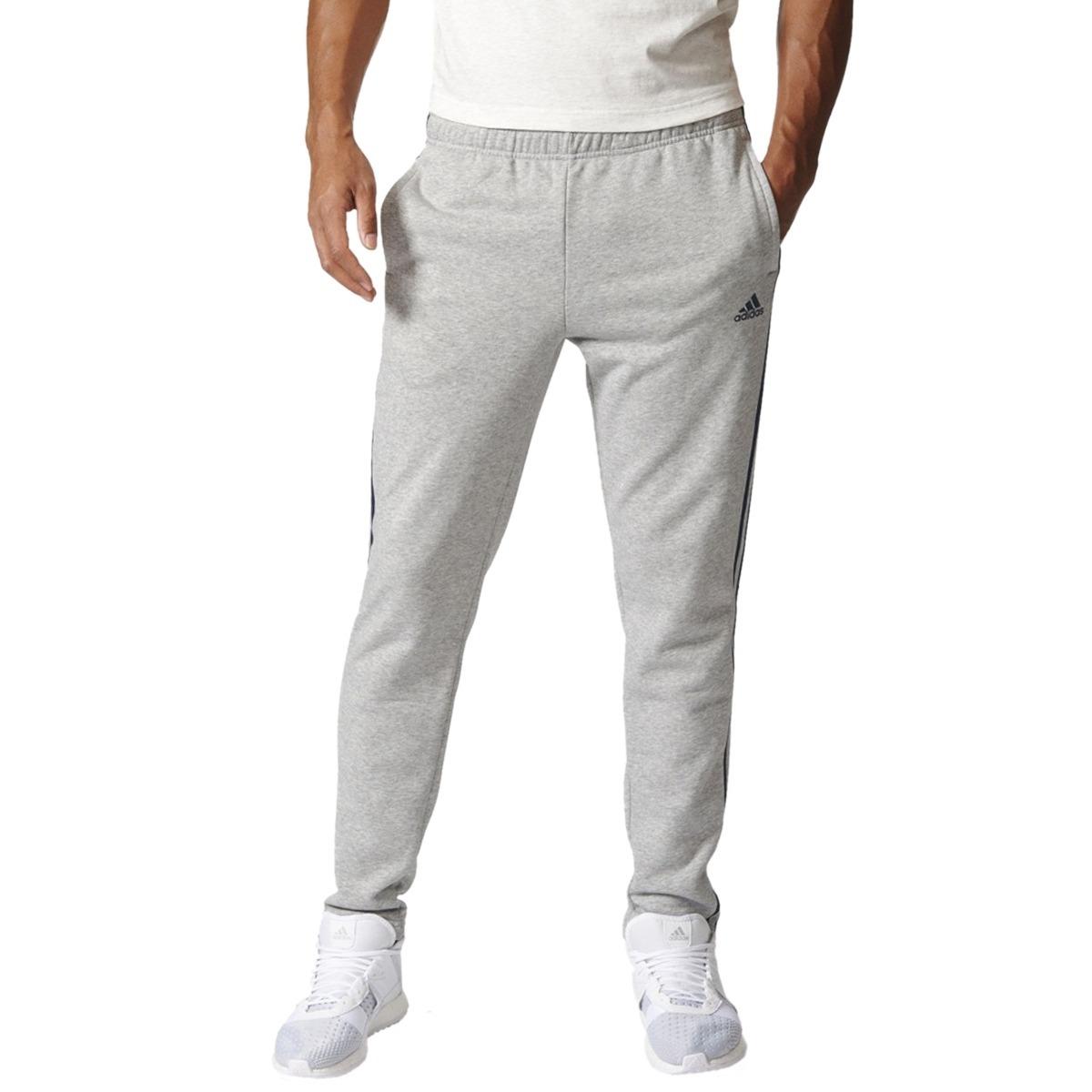 ee7af937898 calça masculina adidas ess 3s coft moletom bk7448. Carregando zoom.