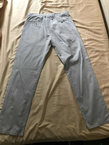 calça masculina calvin klein - cinza